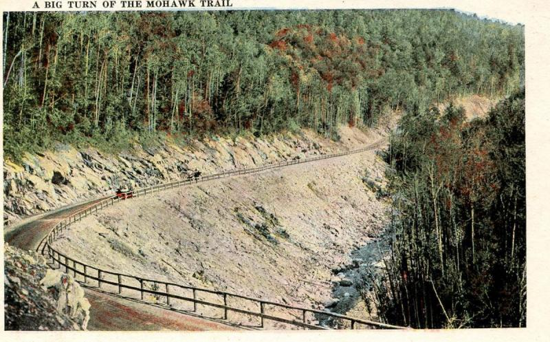 MA - Mohawk Trail