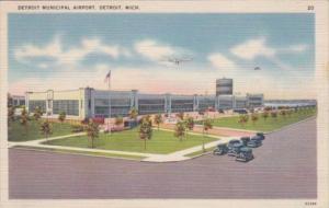 Michigan Detroit Municipal Airport