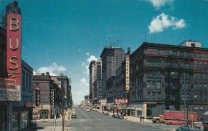OMAHA , Nebraska , 1950-60s ; 16th Street North