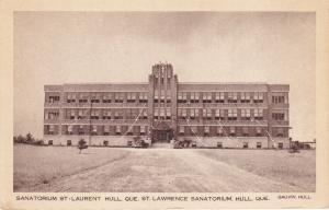 Sanatorium St-Laurent , HULL , Quebec , Canada , 1930s
