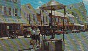 Bermuda Hamilton Heyl's Corner Front Street