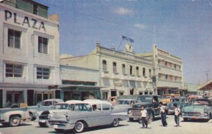 REYNOSA, Tamaulipas, Mexico, 1950-1960's; View To The Hotels