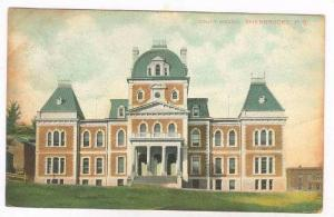 Court House, Sherbrooke, P.Q., Canada, 1910s