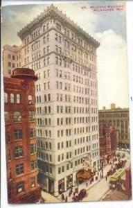 Majestic Building, Milwaukee, Wisconsin, 1900-1910s