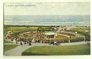 tp2797 - The Oval , Cliftonville , Kent - postcard