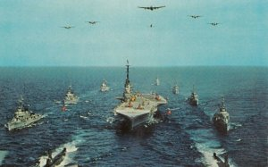 U.S. Navy Aircraft Carrier Task Force Alpha ; 1960s