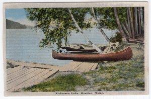 Houlton, Maine, Nickerson Lake