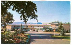 Kamloops Travelodge, British Columbia, Canada, 40-60s