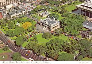 King Kamehameha Statue -