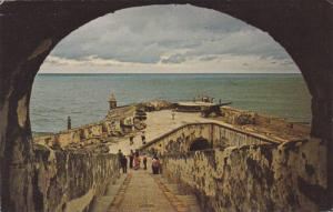 San Juan National Historic Site, United States National Park Service, Old San...