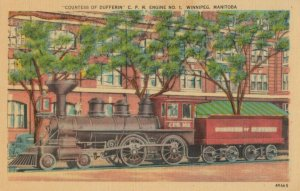 WINNIPEG , Manitoba, 1930-40s ; Countess of Dufferin Train