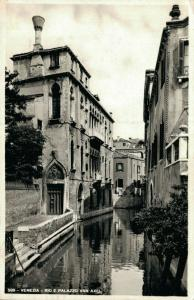 Italy Venezia Rio e Palazzo van Axel 02.02