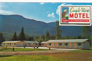 Canada Eagle View Motel Malakwa British Columbia