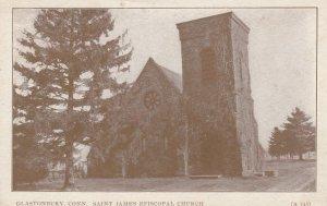 GLASTONBURY , Connecticut , 1911 ; Saint James Episcopal Church
