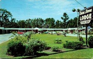 Florida Gainesville The Casa Loma Lodge 1952