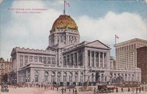 Illinois Chicago Post Office and Government Building