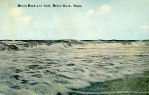 MA - Brant Rock. Brant Rock and Surf