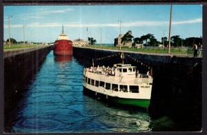 The American Soo Locks,Sault Ste Marie,MI BIN