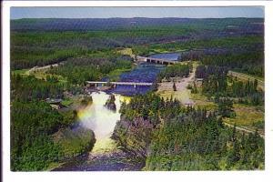 Bridges, Rainbow Colours at Kakabeka Falls, Ontario, Bart Knechtel