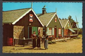 Little Netherlands,Windmill Island,Holland,MI