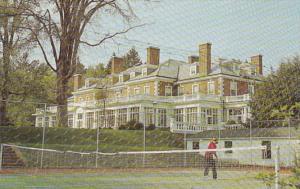 Massachusetts Lenox Eatsover Resort Tennis Courts