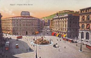 Napoli , Italy , 00-10s ; Piazza della Borsa