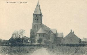 Belgium Paschendaele De Kerk 02.73
