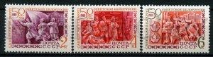 507058 USSR 1969 year Anniversary Belarusian Republic set