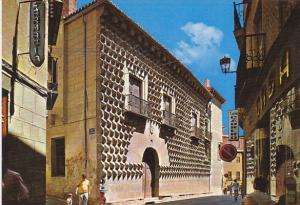 Casa de los Picos Segovia Spain