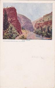 Echo Cliffs, DENVER, Colorado, 1890s