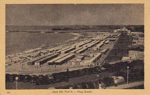 Playa Grande, Mar De Plata, Argentina, 1910-1920s