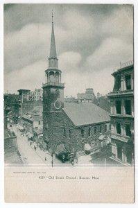 Boston, Mass, Old South Church