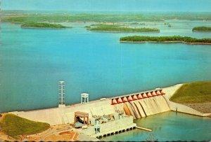 North Carolina Cowan's Ford Dam & Lake Norman