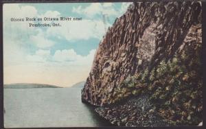 Oiseau Rock,Ottawa River Near Pembroke,Ontario,Canada
