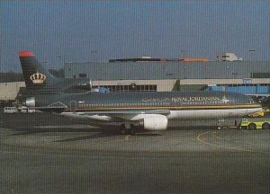 ROYAL JORDANIAN LOCKHEED L-1011-500