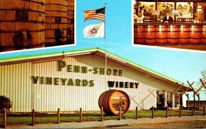 Pennsylvania North East Penn-Shore Vineyards Winery