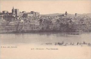 France Avignon Vue Generale