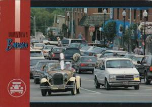 Missouri Branson Downtown Street Scene