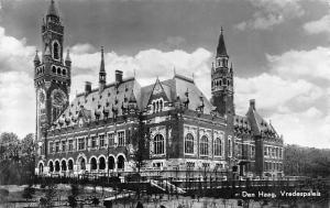 Netherlands Den Haag, Vredespaleis, Peace Palace in the Hague