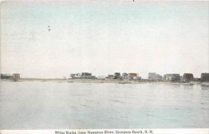25552 NH, Hampton Beach, White Rocks from Hampton River