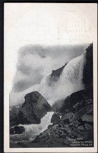 31020) New York NIAGARA FALLS Rock of Ages Cave of the Winds - pm1908 - Und/B
