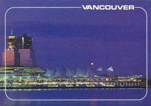 Canada Trade and Convention Centre Vancouver British Columbia