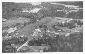 Eustis Maine Aerial View Vintage Postcard JA4741425