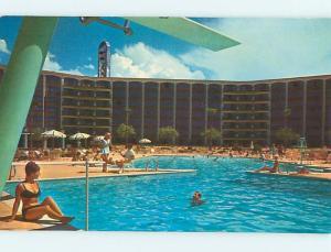 Unused Pre-1980 FRONTIER HOTEL Las Vegas Nevada NV Q5440-12