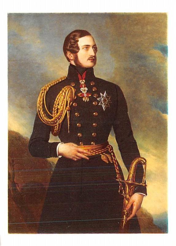 Prince Albert - J Wood