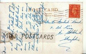 Genealogy Postcard - Ward - Ash Parva - Nr Whitchurch - Shropshire - Ref 9057A