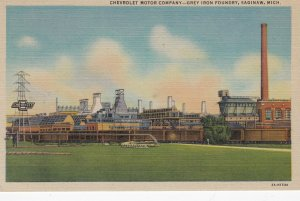 SAGINAW , Michigan , 30-40s ; Chevrolet Motor Company
