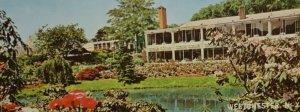 Postcard Patricia Murphy Candelight Restaurants Westchester NY Florida Giant