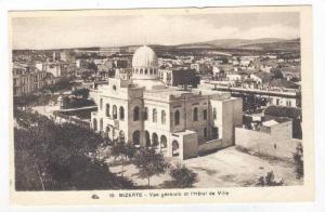 Bizerte, Tunesia, 00-10s   Vue generale et l'Hotel de Ville