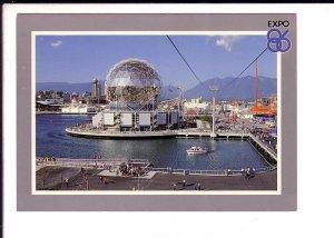 Expo Centre, Expo 86 Vancouver, British Columbia, Boat